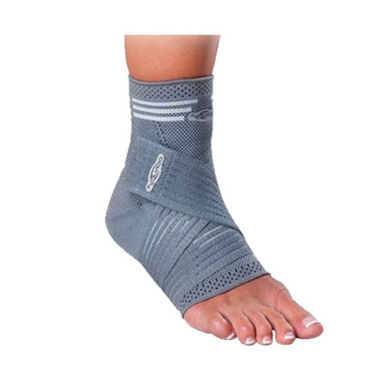 Strapping elastic ankle -nilkkatuki