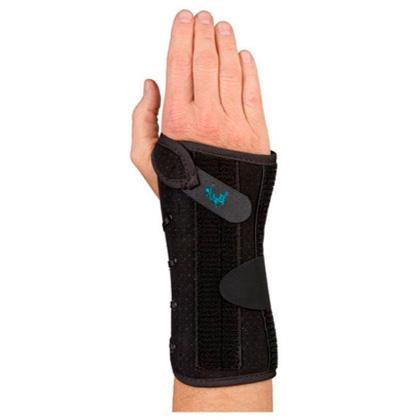 Wrist lacer II ranneortoosi
